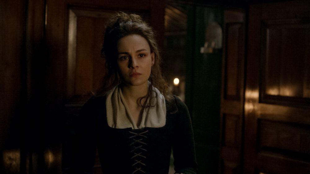 Outlander Brianna