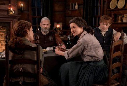 Outlander Claire Brianna Jamie Murtagh