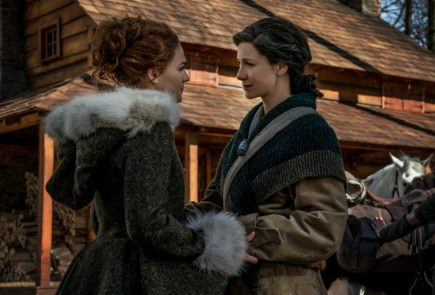 Outlander Claire Brianna