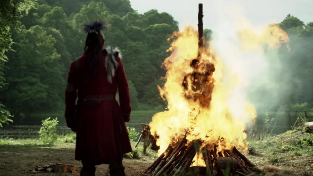Outlander Fire