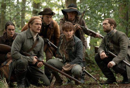 Outlander Monsters and Heroes