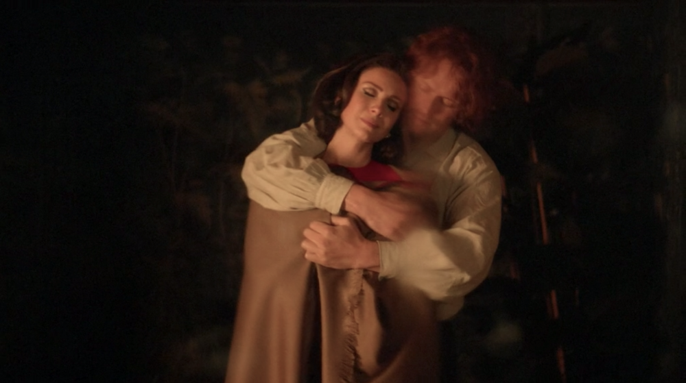 Outlander Never My Love