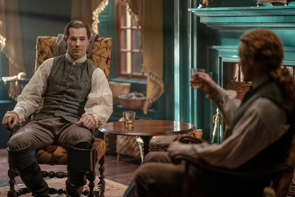Outlander Lord John