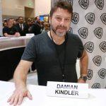 Executive producer Damian Kindler at Krypton signing