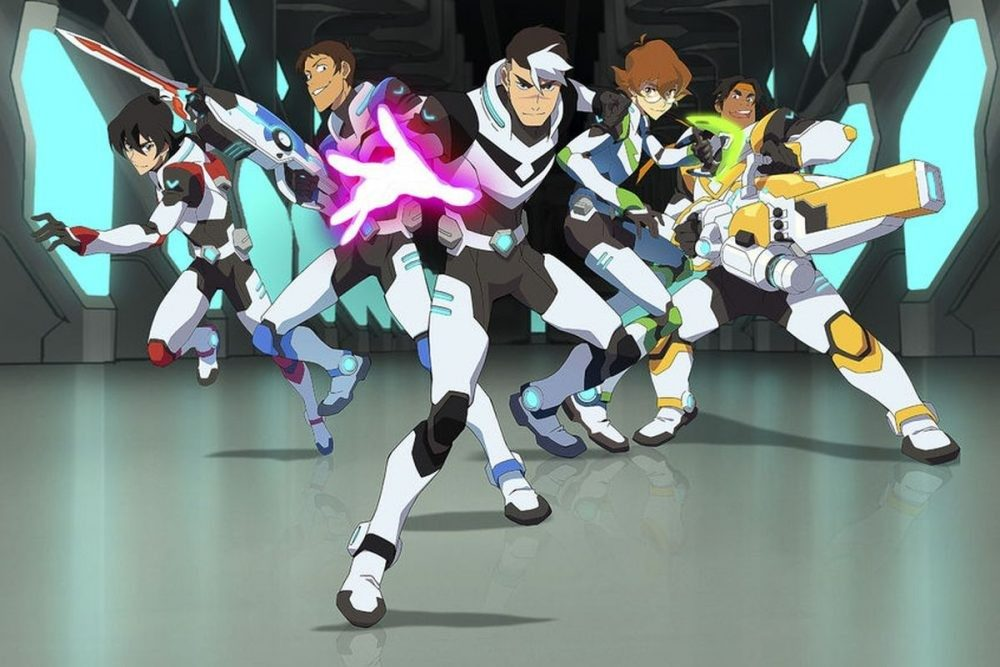 DREAMWORKS ANIMATION TELEVISION PRESENTS VOLTRON LEGENDARY DEFENDER AT SAN DIEGO COMIC-CON 2018