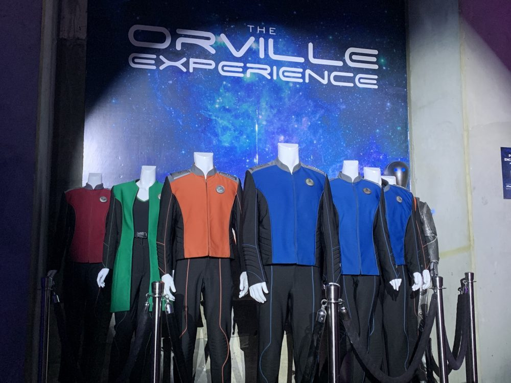 The Orville Costumes