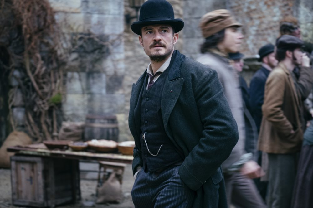 Orlando Bloom as Rycroft Philostrate