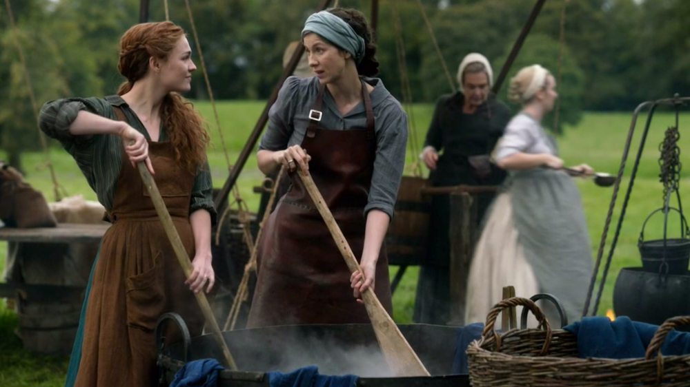 Outlander Claire Bree