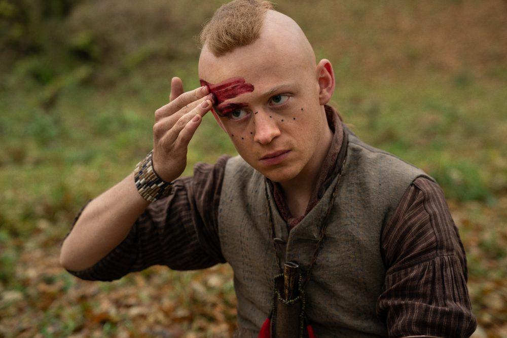 Outlander Young Ian